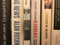 Books about journalism
