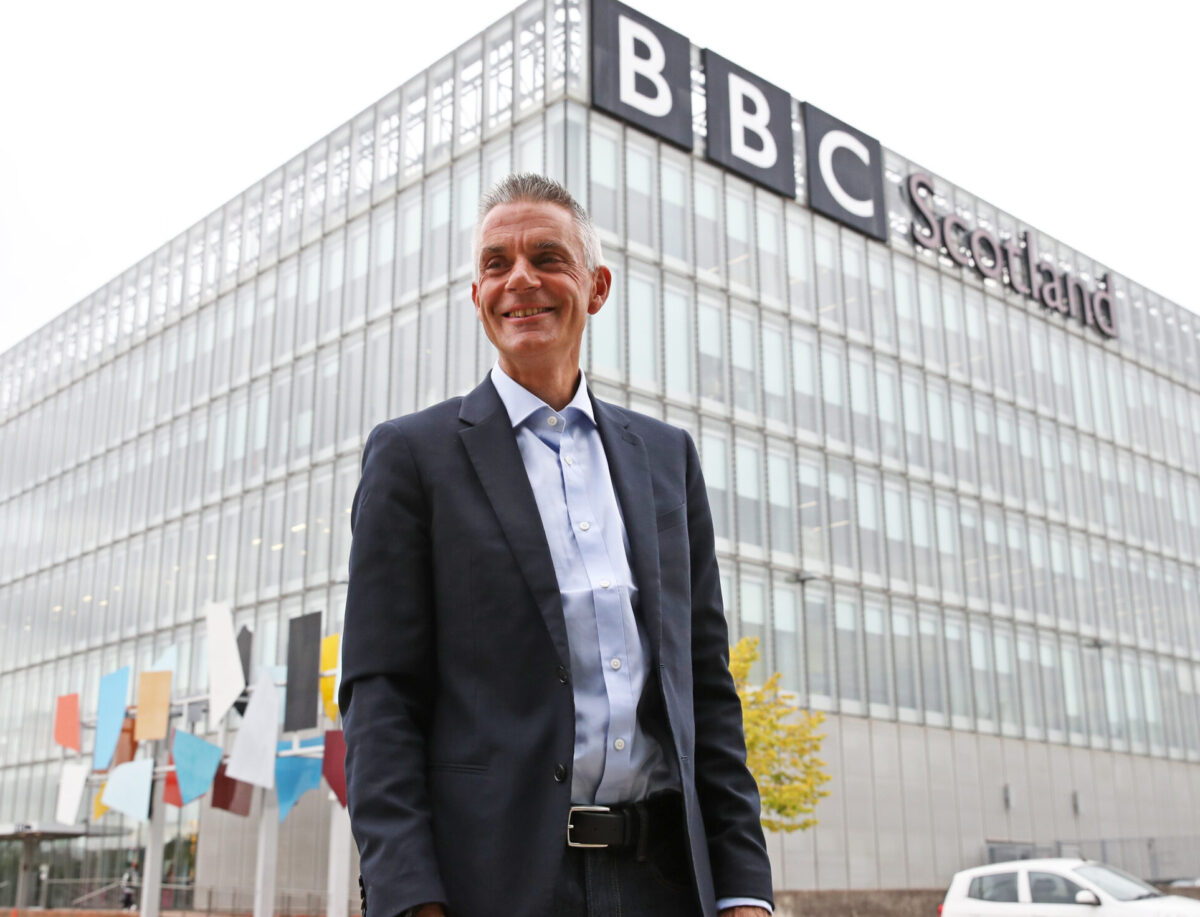New BBC director-general says reform needed 'with urgency'