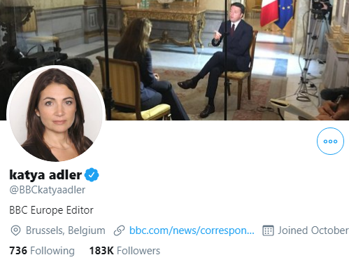 BBC Europe editor breached impartiality with tweet declaring Michael Gove's Brexit hopes 'delusional'