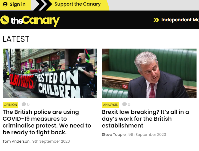 The Canary hires journalists and creates investigative team year after making cuts