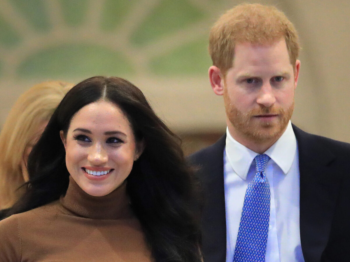 News agency apologises to Harry and Meghan over alleged drone photos