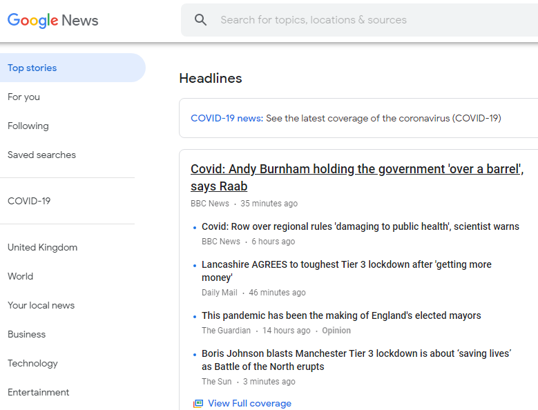 Pandemic has made newsbrands 'incredibly more desirable' with advertisers wary of disinformation