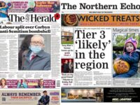 Newsquest accounts revealed