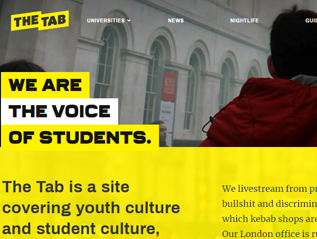 Digitalbox looks to turn student news network The Tab into profitable business after buyout