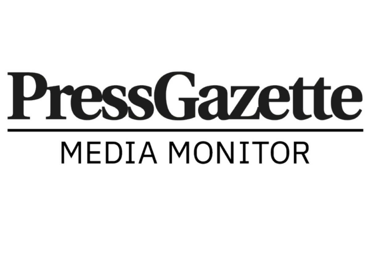 Sign up for Press Gazette - Media Monitor, your guide to the future of media