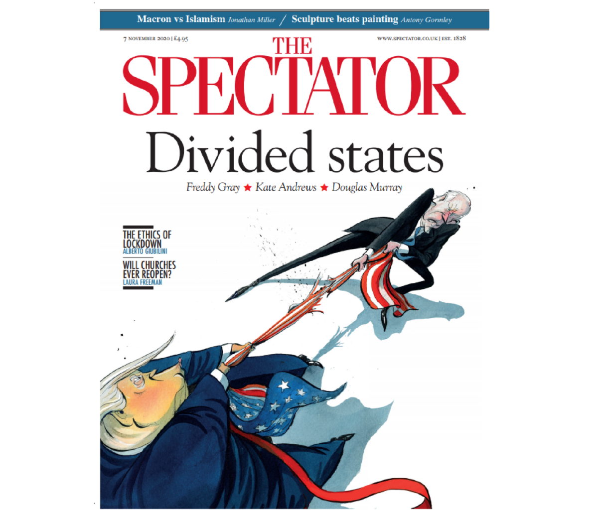 Spectator reports revenue up this year as subscriptions cancel out Covid-19 advertising hit