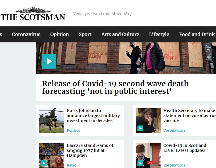 JPI calls early results of Scotland digital-first newsroom restructure 'very encouraging'