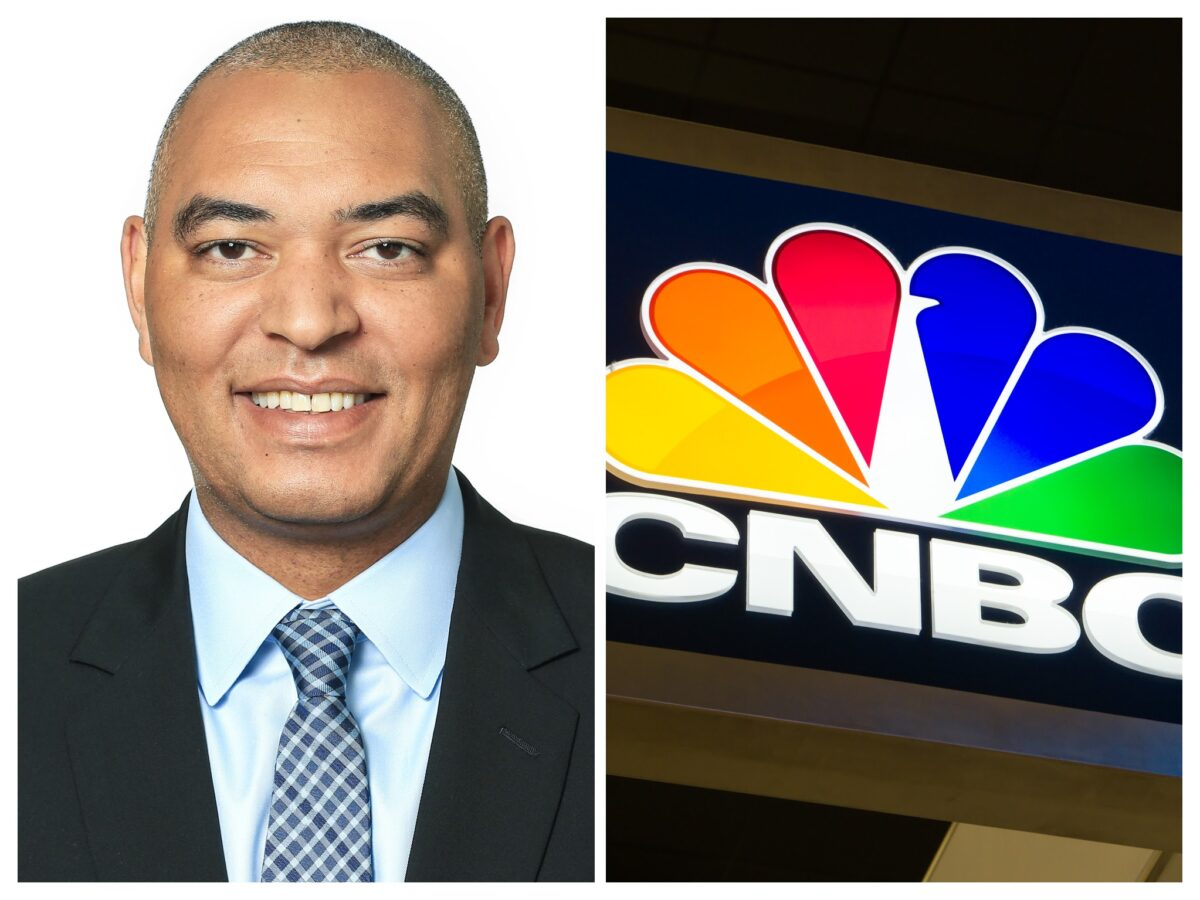 From tea boy to top dog: CNBC International president John Casey on Covid-19, Brexit and TV journalism diversity