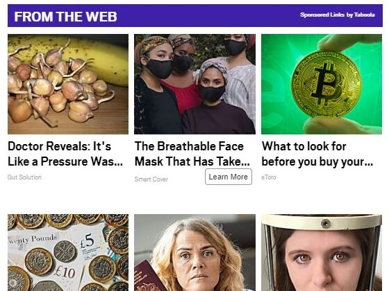 Company behind 'chum-box' content recommendations Taboola gets $2.6bn valuation ahead of listing
