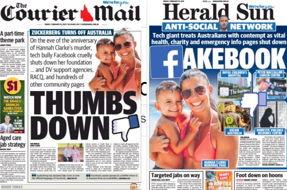 Facebook Australia to restore news after deal on payments to publishers