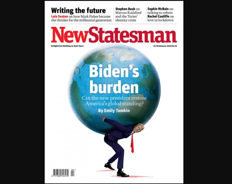 New Statesman celebrates 40-year paid-for sales record