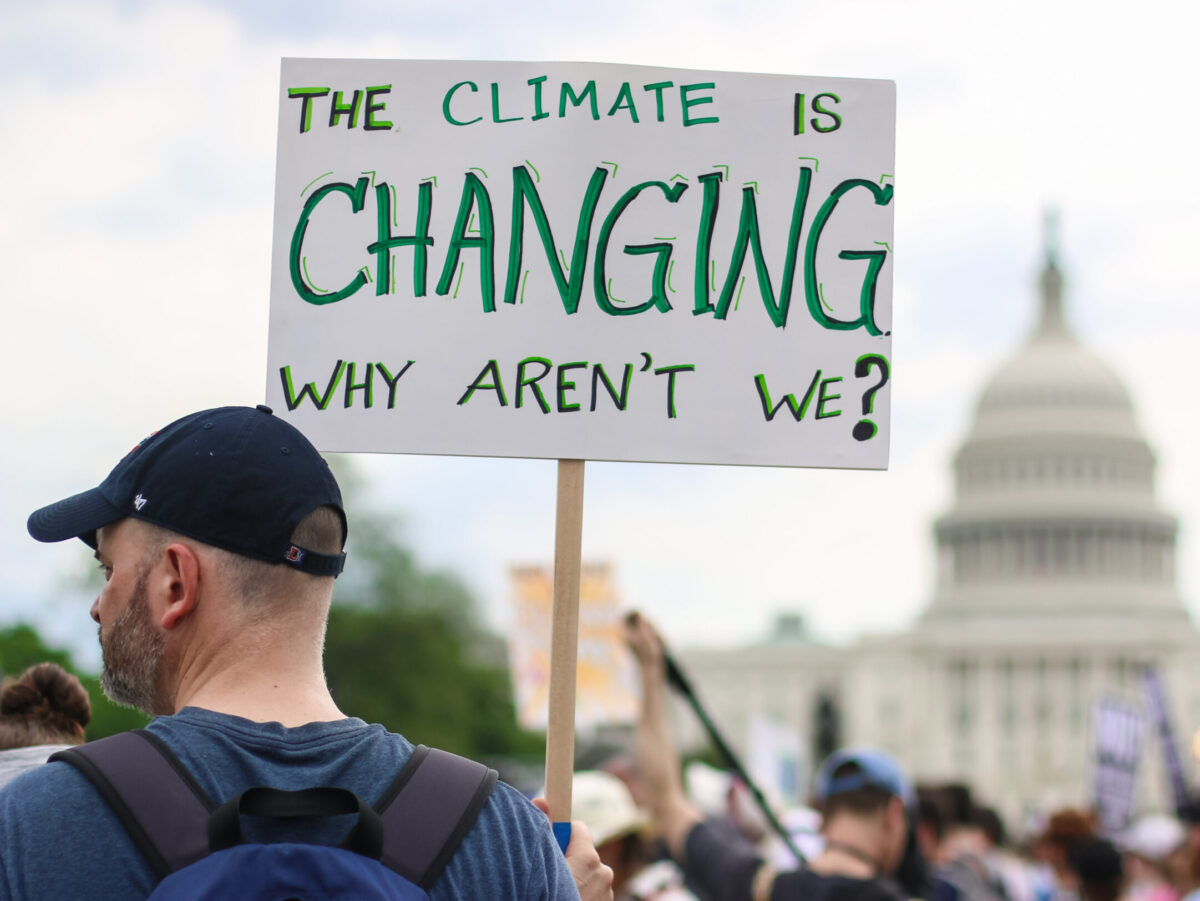 How UK press moved from denial to acceptance and now action on climate change