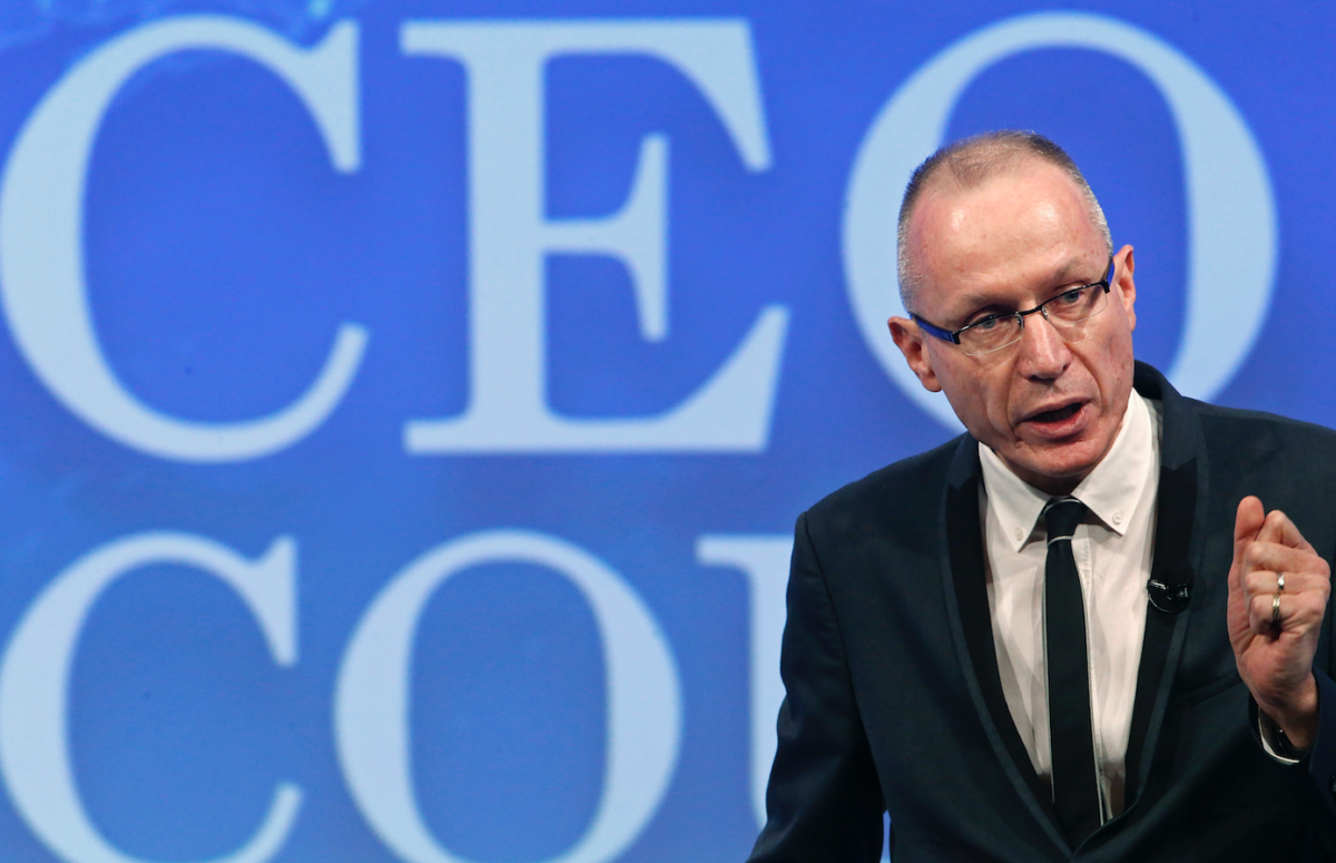 Robert Thomson: News Corp's Google deal will give journalism industry 'second wind'