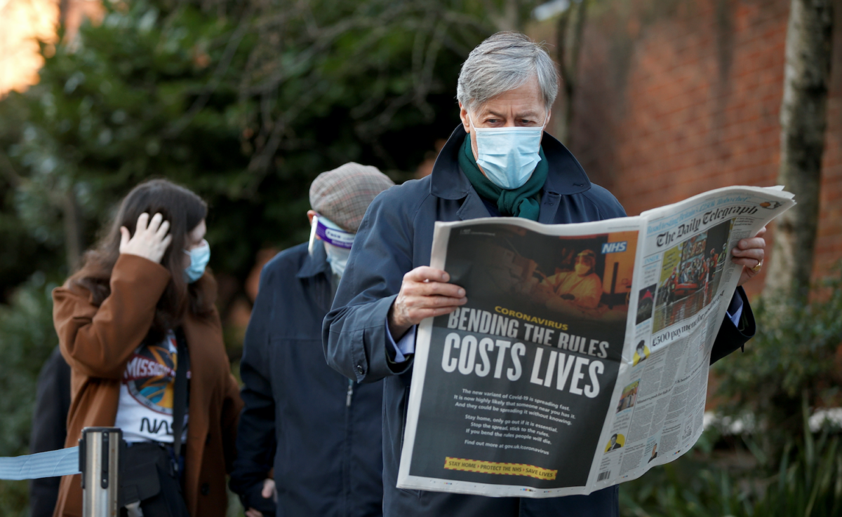 Freedom of expression 'bore biggest brunt' of human rights erosions during Covid-19 pandemic, say campaigners