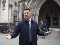 Tommy Robinson libel trial