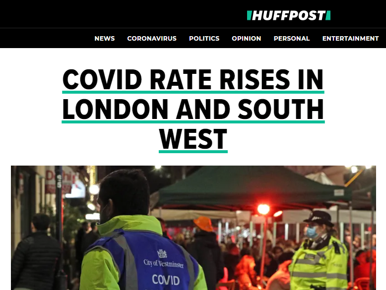 More than a dozen Huffpost UK journalists leave site under Buzzfeed's news team cull