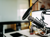 US podcast advertising market