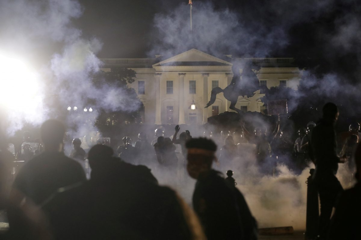 2021 already worse than 2017, 2018 and 2019 for journalist attacks and arrests in US