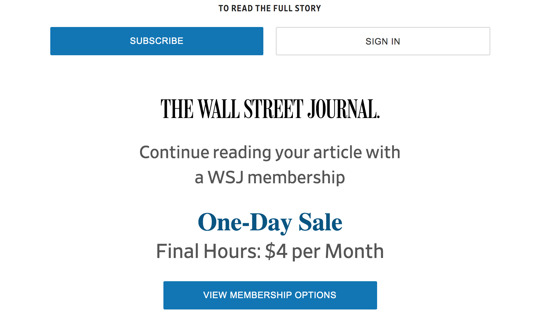 The WSJ is a client of Piano, which published the media subscription trends report