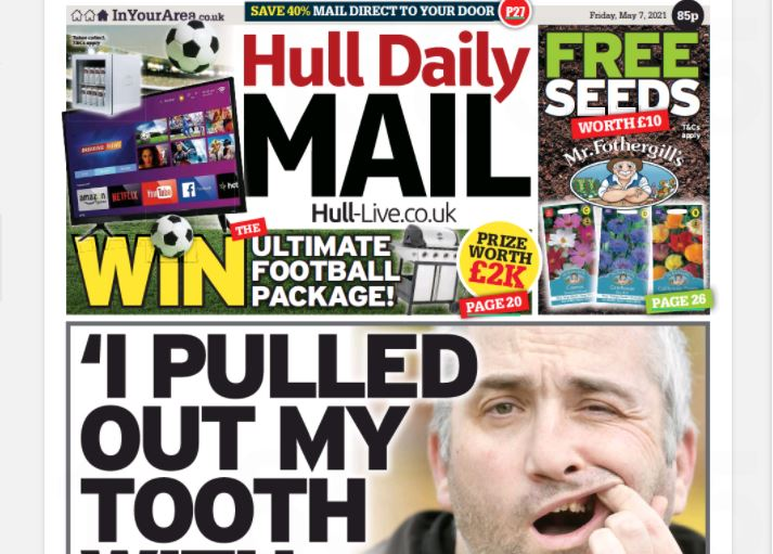 Police investigate threat to reporter at Hull Daily Mail in wake of backlash from arts leaders against title