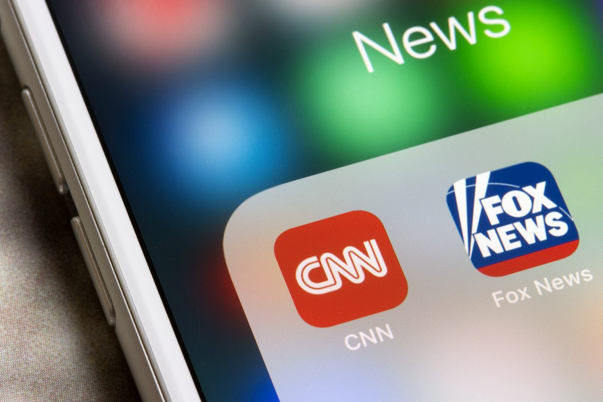 Top 50 news websites in the US: April saw surge in traffic to right-leaning sites