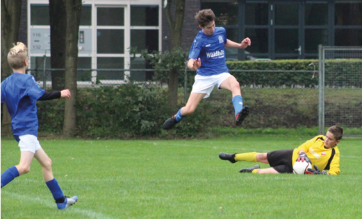 How Dutch local media group NDC is covering 60,000 football matches in one season