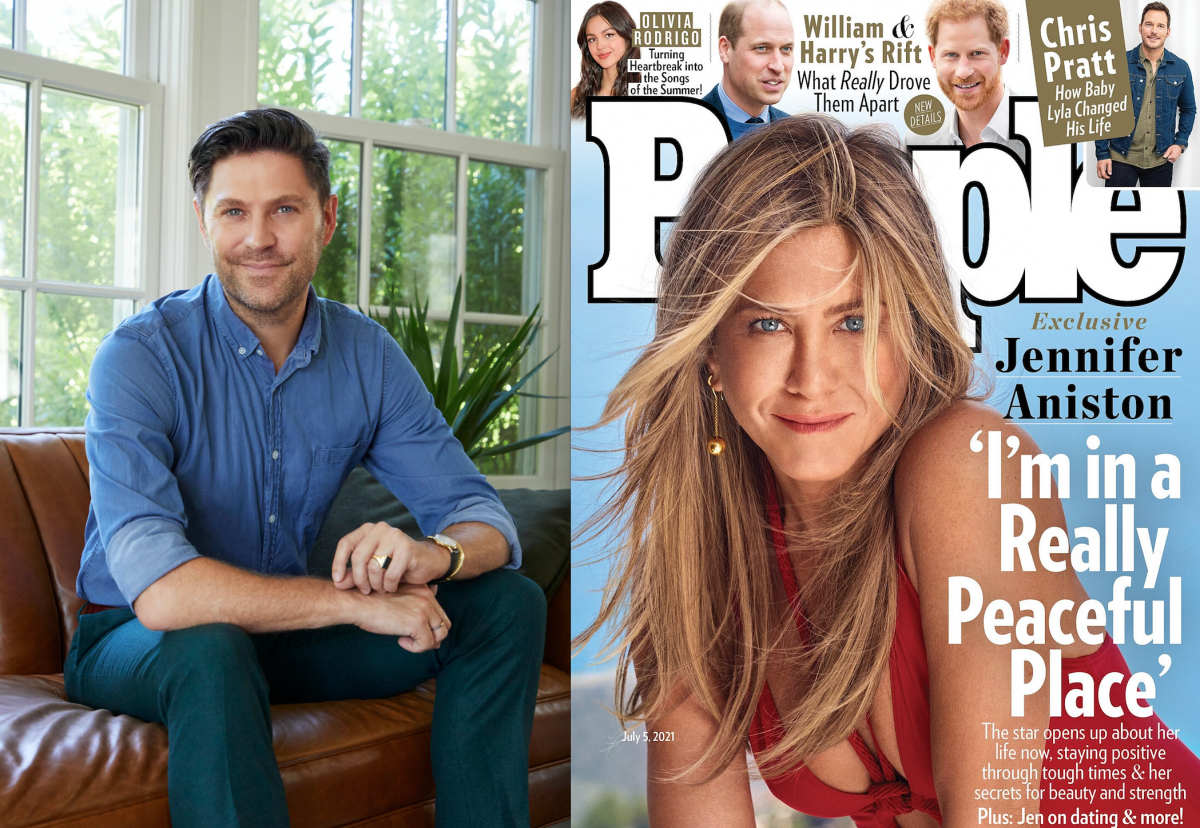 People magazine editor Dan Wakeford: Instagram is our 'biggest rival'... but celebrities still clamber to be on our cover