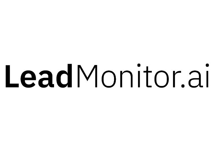 Content marketing and lead generation driven by AI: Lead Monitor
