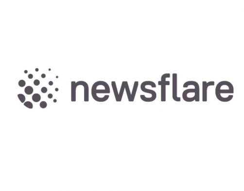User generated video for publishers: Newsflare logo