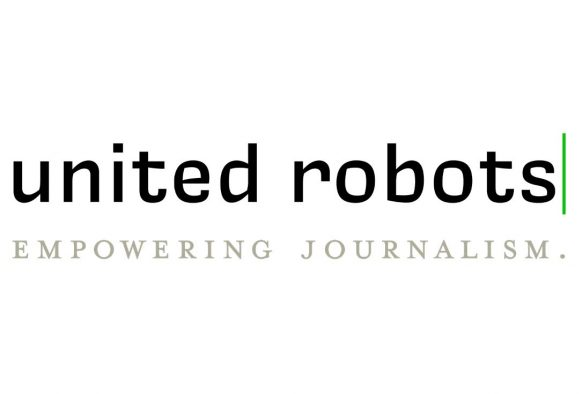 Automated news for publishers delivered ready for publication: United Robots