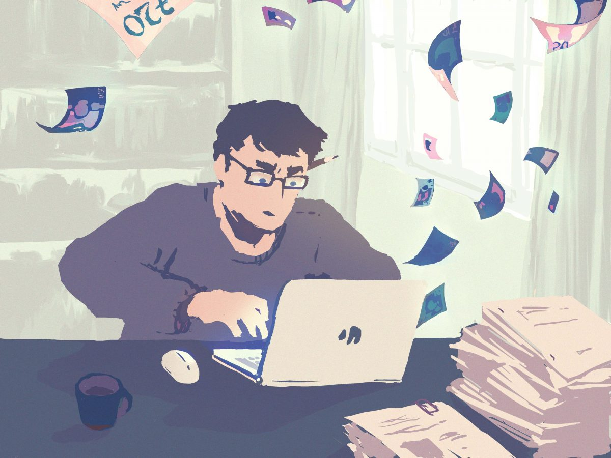 Self belief, reinvention and hard work: How to earn £100k+ as a freelance journalist