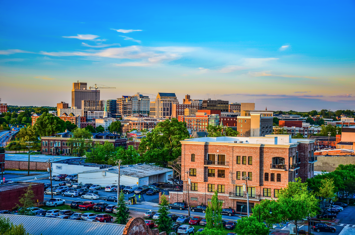 6AM City is headquartered in Greenville, South Carolina