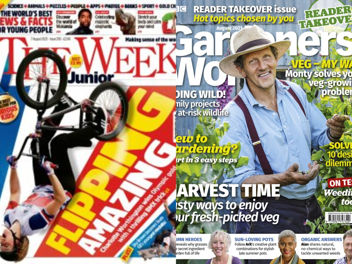 Magazine ABCs: Gardening, cooking and children's titles see biggest growth