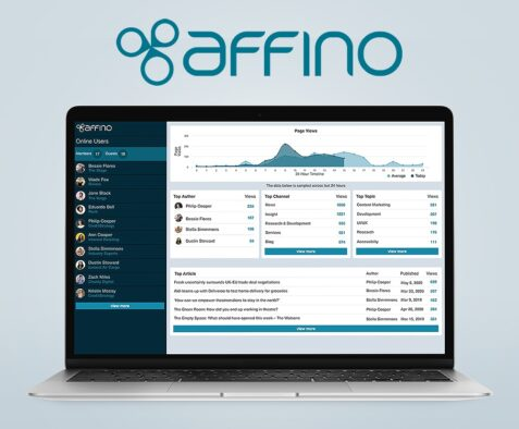 Affino: Unified business platform for media companies, publishers, event organisers, member organisations and professional services