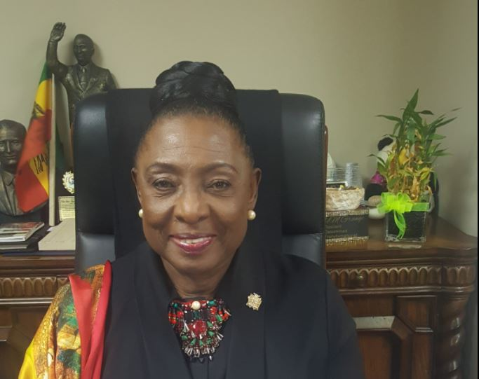 Media leaders interview: Jamaican culture minister Olivia Grange on the case for reparations