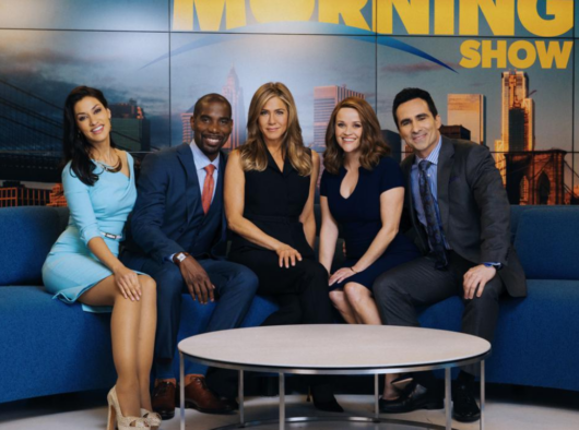 TV shows about journalists The Morning Show