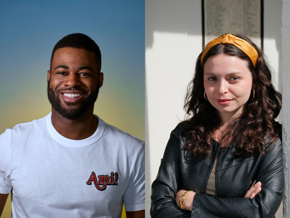 BBC journalists Ben Hunte and Sophia Smith Galer join Vice World News