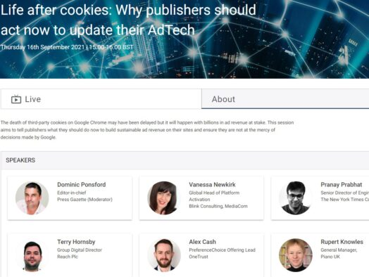 Death of cookies could be bad news for clickbait 'made for advertising' sites