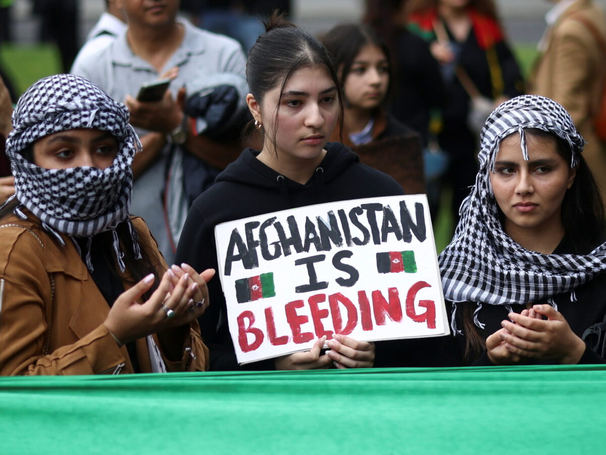 Trapped ex-BBC worker says Afghanistan worst place in the world for journalists