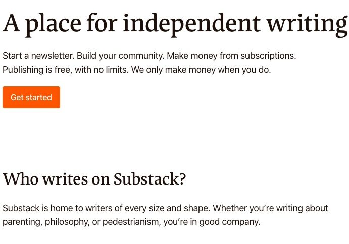 How to make money on Substack: Newsletter platforms charted