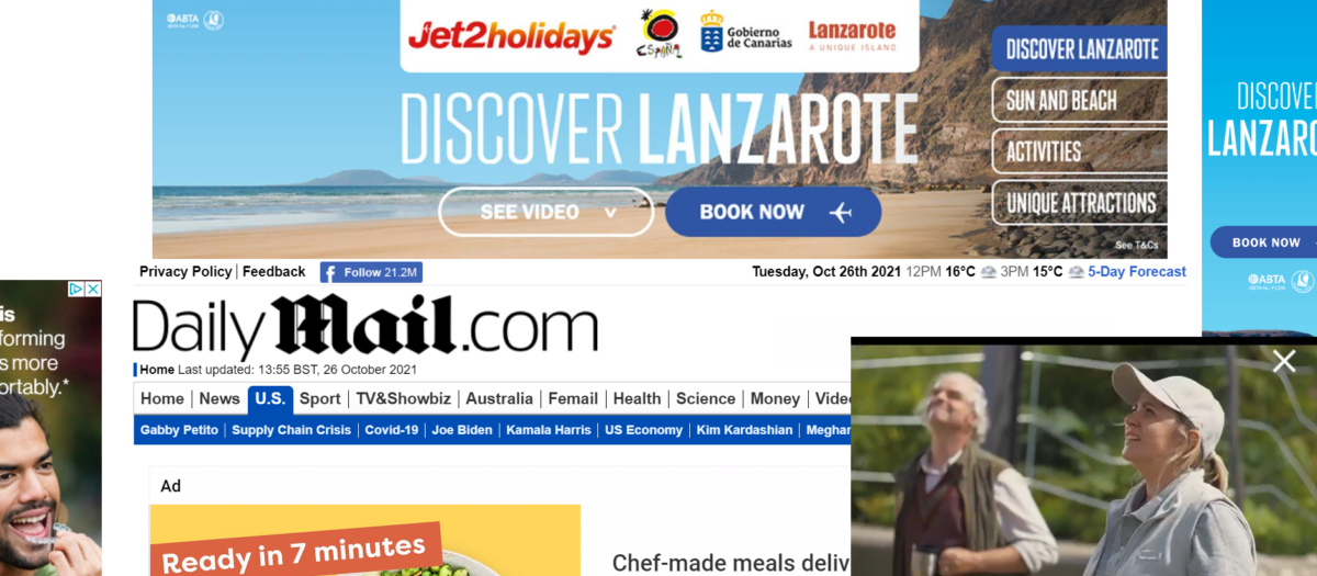 Google turned off advertising for Mail Online homepage in US over 'perceived derogatory content'