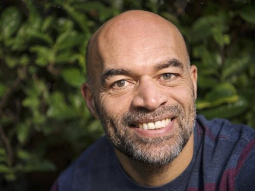 Guardian's first diversity executive Joseph Harker says: 'I want to make sure all people from all backgrounds feel at ease here'