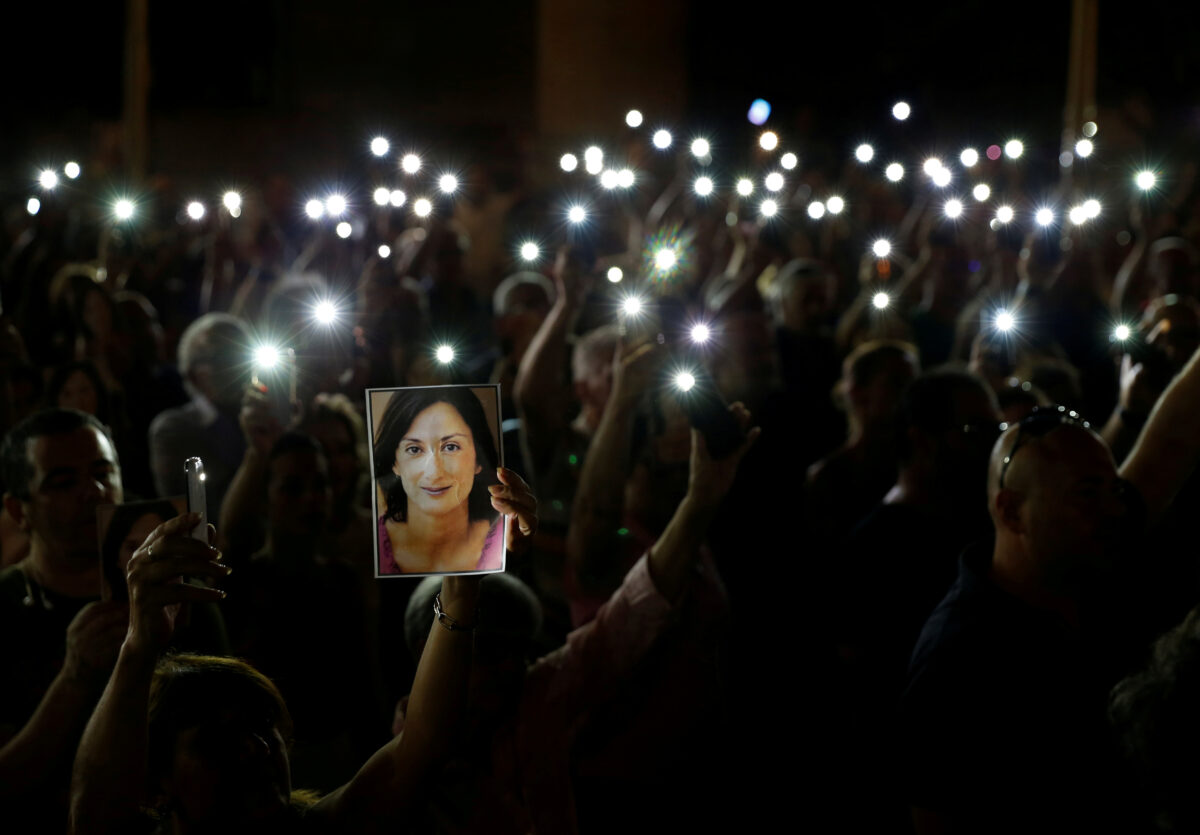 Four years after murder of Daphne Caruana Galizia, Malta remains 'hostile environment' for journalists