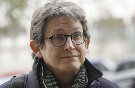 'Brilliant, brave, visionary... without apparently breaking a sweat': Alan Rusbridger steps down after 20 years as Guardian editor