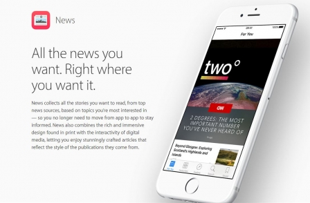 Apple News launches in UK, promising readers: 'You no longer need to move from app to app to stay informed'