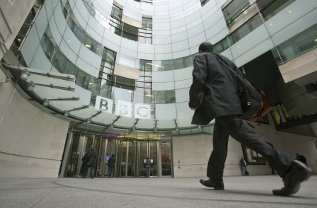 BBC News has taken on 72 external recruits since announcing plans to cut 415 roles