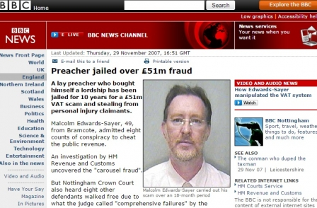 Fraudster loses 'right to be forgotten' bid against local newspaper, national press and BBC stories