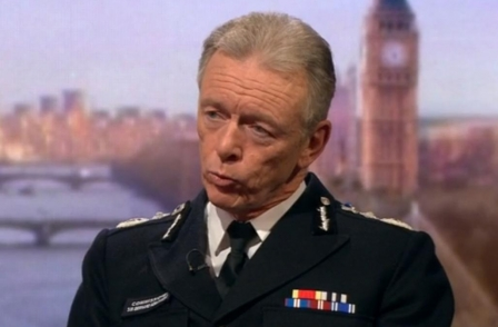 Met chief Hogan Howe agrees files on journalists should be destroyed 'unless they are a criminal'