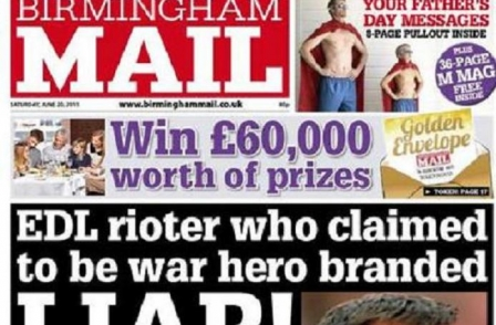 Regional press business journalist of the year takes voluntary redundancy from Birmingham Mail