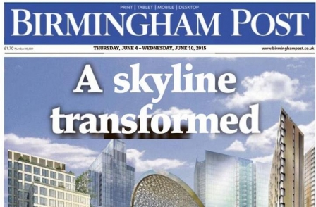 Birmingham Post editor announces resignation after Trinity Mirror targets 25 job cuts